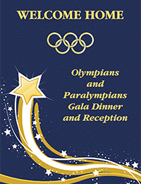 Welcome Home Olympians & Paralympians Gala Dinner